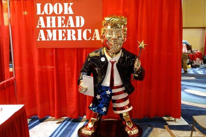 Trump becerro de oro