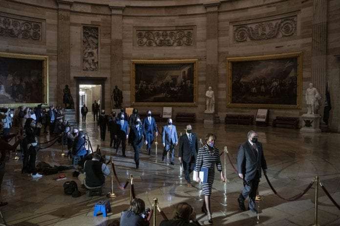 Segundo juicio politico En manos del Senado