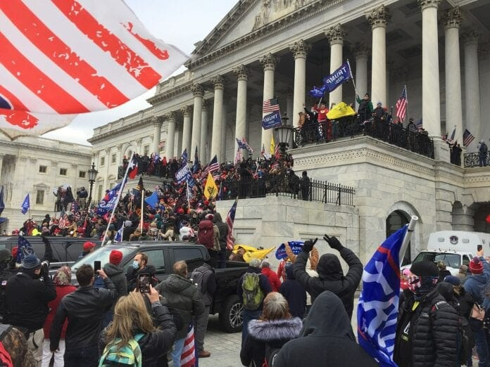 Ataque al Congreso del 6 de enero