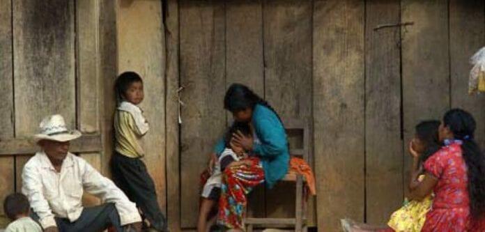 Pobreza en México - Los de abajo