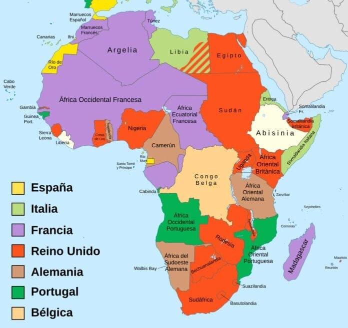 Africa de la esclavitud a la independencia