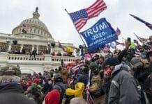 Ataque al Congreso 6 de enero