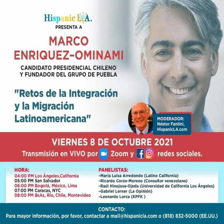 El Fogón de HIspanic L.A.: Retos de la integración y la migración latinoamericana / Segunda y última parte